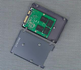 Interior de un SSD