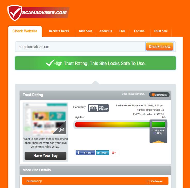 es segura la compra es esta web?