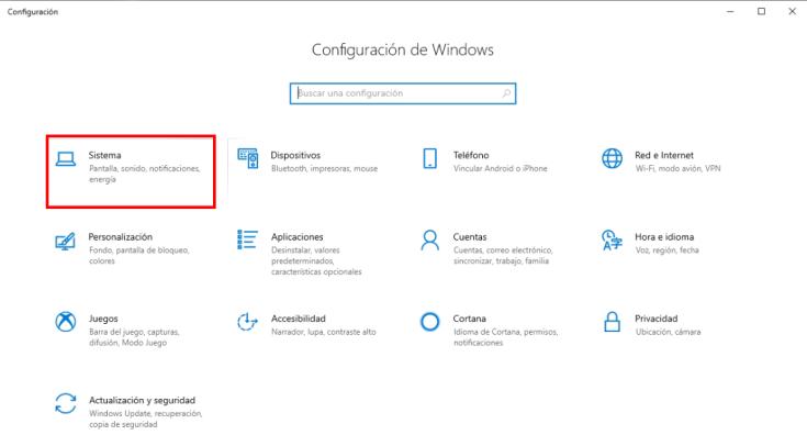 Cambiar ubicacion de archivos en Windows 10_1
