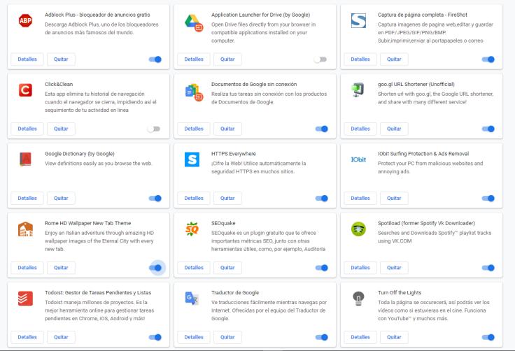 Google Chrome no responde 03
