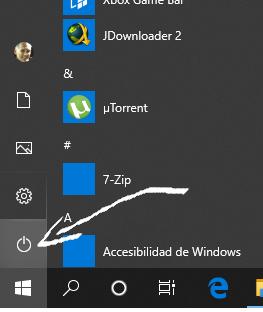 Como cerrar windows 10 _1