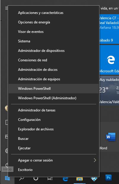 Como cerrar windows 10 _6